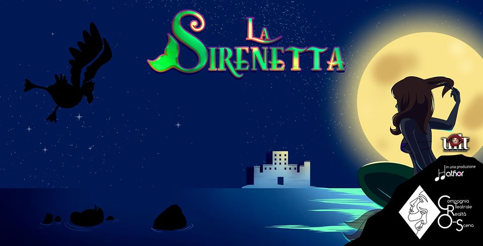 Spettacolo ''La Sirenetta'' ad Avezzano