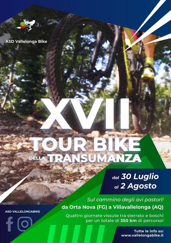XVII Tour della Transumanza