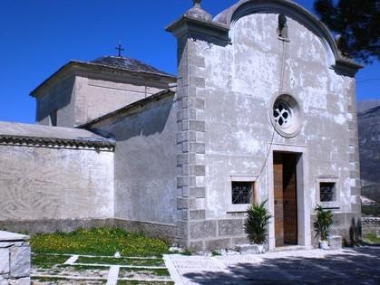 Chiesa di San Pancrazio di Campoli Appennino